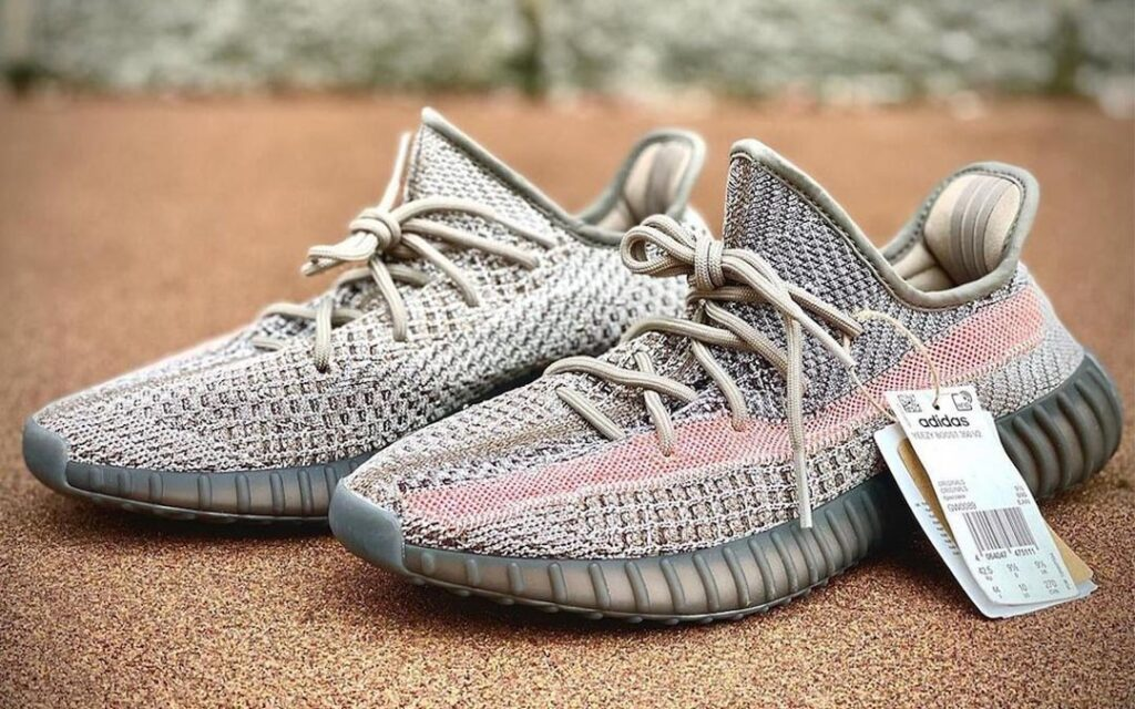 """the-adidas-yeezy-boost-350-v2-""""ash-stone""""-channels-kanye's-love-for-earth-tones"""