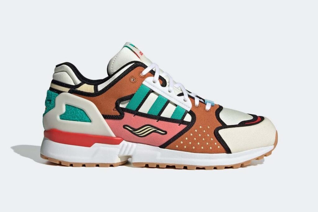 """the-simpsons-help-adidas-channel-krusty-for-colorful-zx-10000-""""krusty-burger"""""""