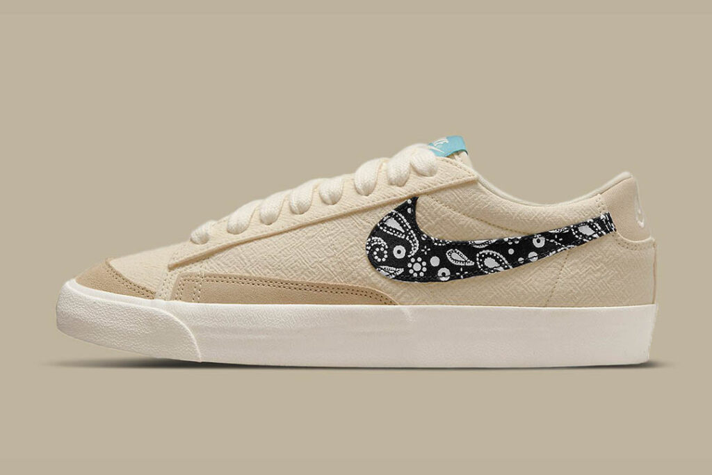 """nike-prepares-a-blazer-low-for-summer-with-""""paisley""""-swooshes"""