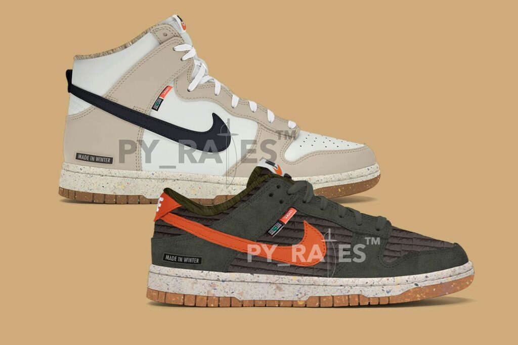 """nike-packs-a-dunk-low-&-high-in-their-""""next-nature""""-collection"""