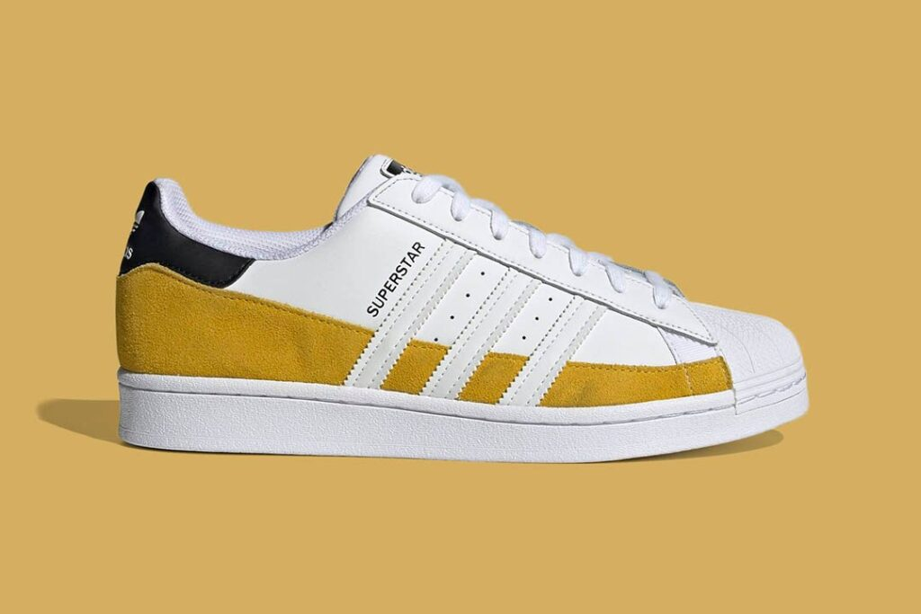 """another-adidas-superstar-with-suede-accenting-pops-up-in-""""hazy-yellow"""""""
