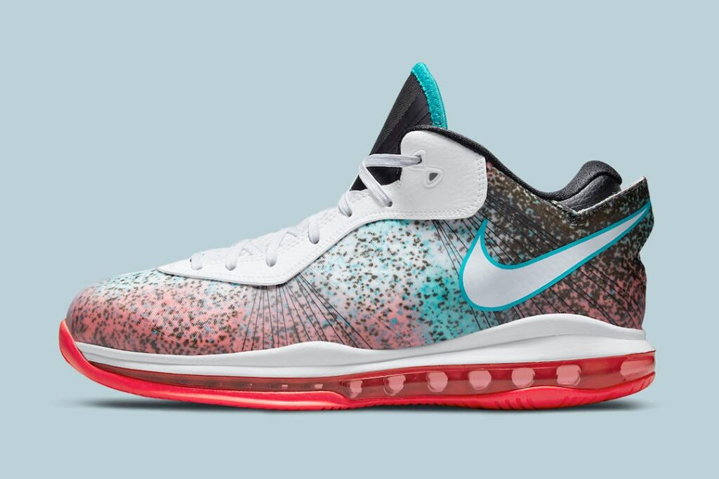 """nike-lebron-8-v2-low-""""miami-nights""""-is-returning-in-2021"""