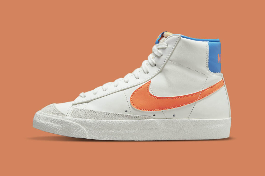 the-nike-blazer-mid-'77-gets-an-electrifying-orange-colorway