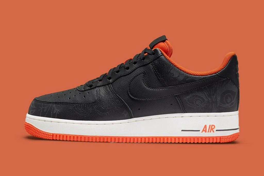 """the-nike-air-force-1-low-""""halloween""""-gets-a-new-release-date"""