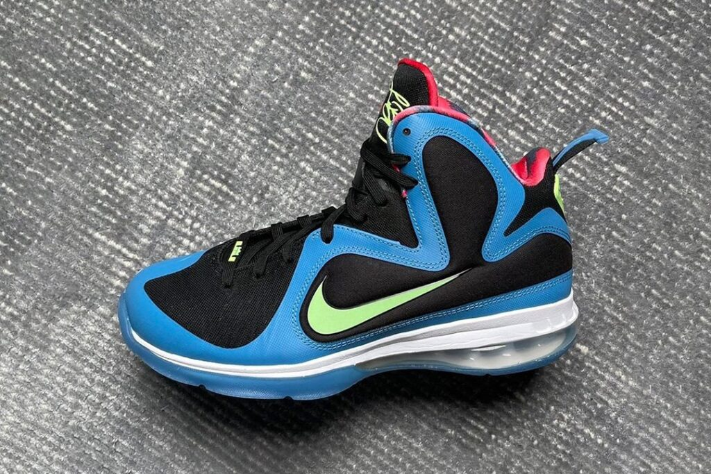 """first-look-at-the-nike-lebron-9-""""south-coast"""""""